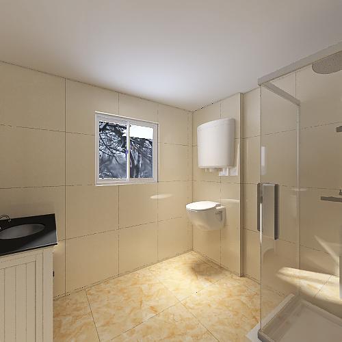 Natasha Cottage Interior Design Render