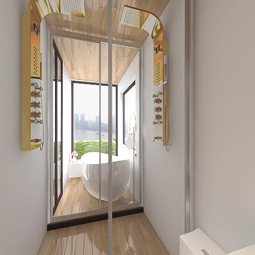 JD LIBANO Interior Design Render