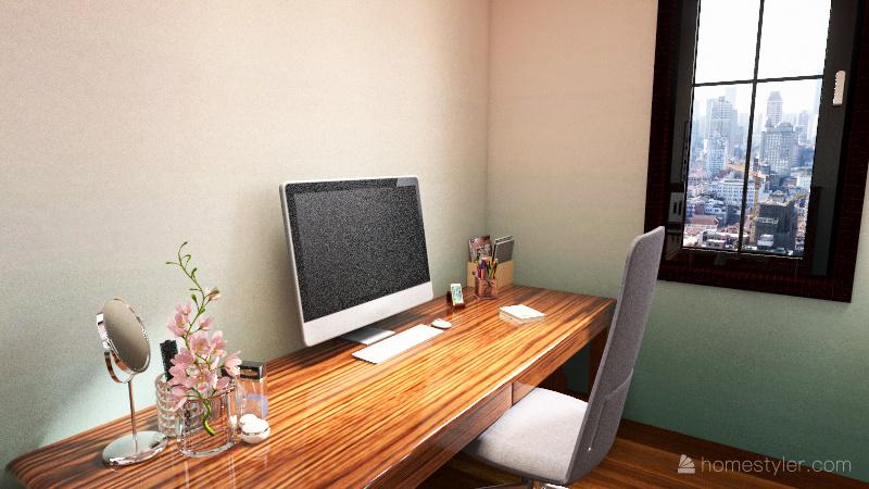 casa normalissima Interior Design Render