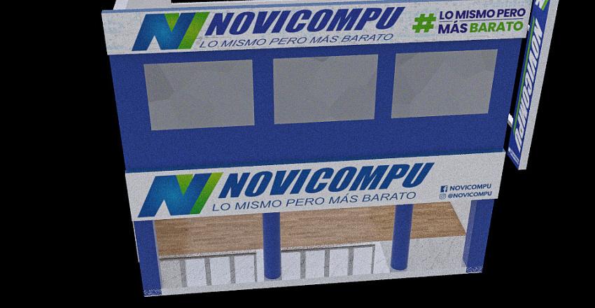 NOVICOMPU MANTA Interior Design Render