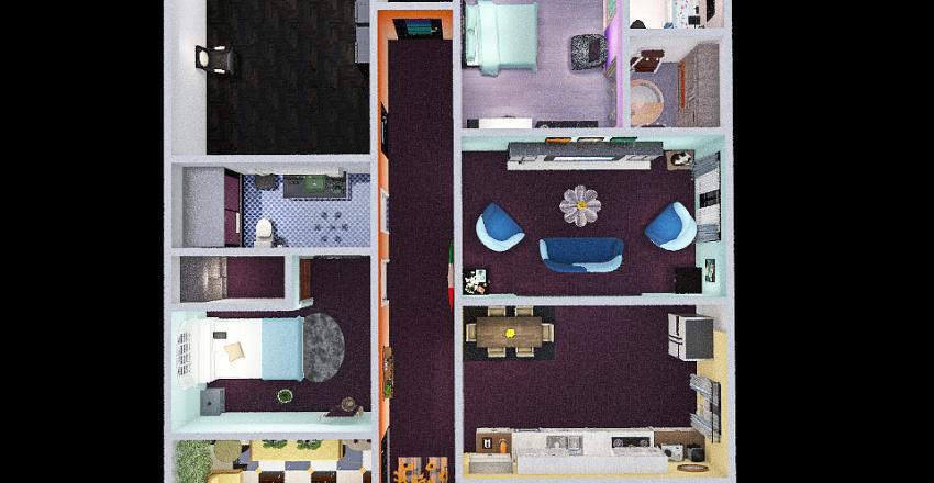Karina Salas Project 3 Interior Design Render