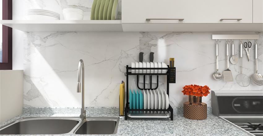 TARIK APARTMENTS Interior Design Render