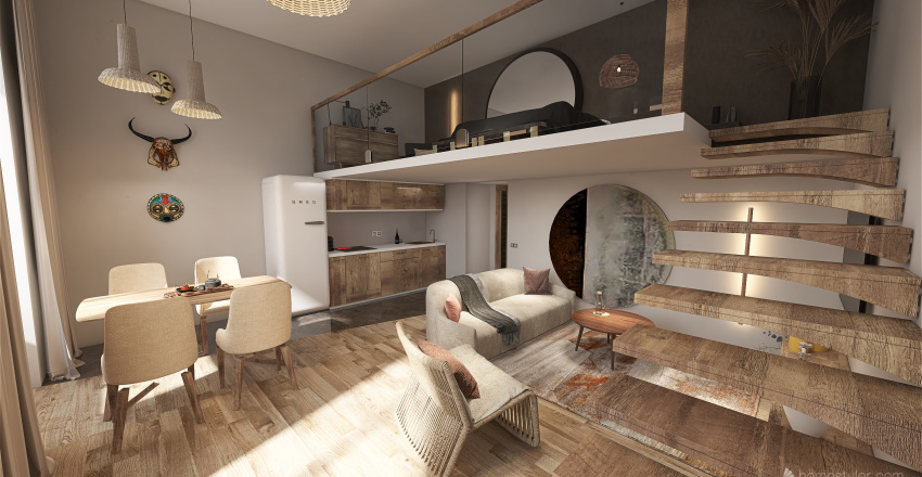 krialy21 Interior Design Render