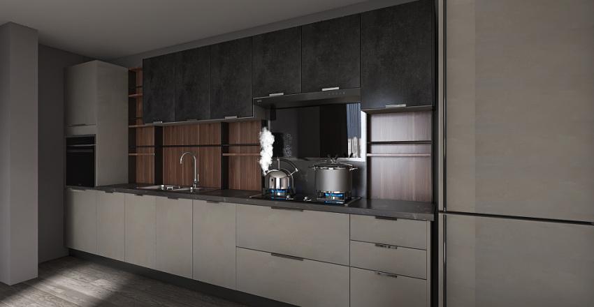poland Interior Design Render