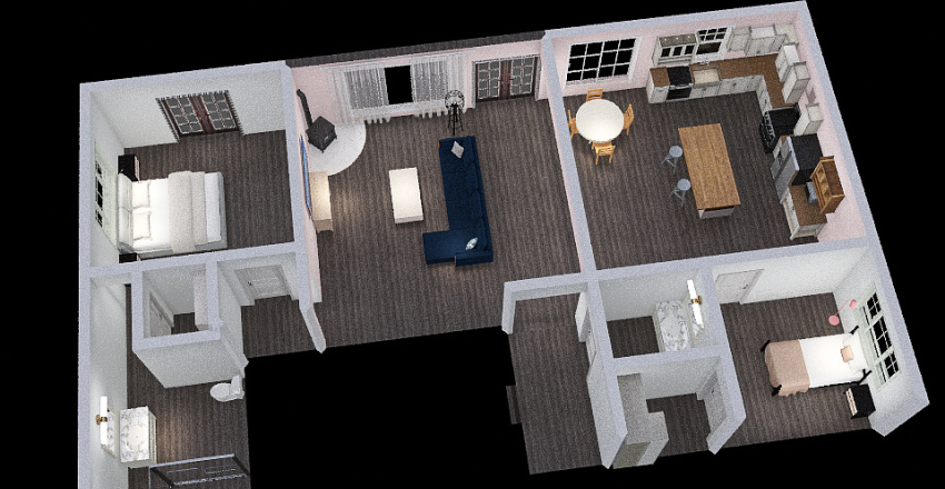Copy of INTDESpjct Interior Design Render