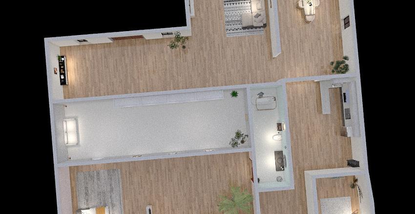 Project #3 Interior Design Render