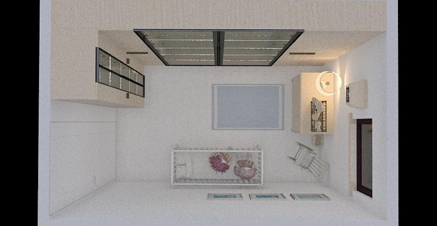 חץ Interior Design Render