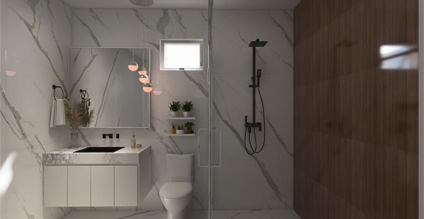 SUITE CASAL W  Interior Design Render