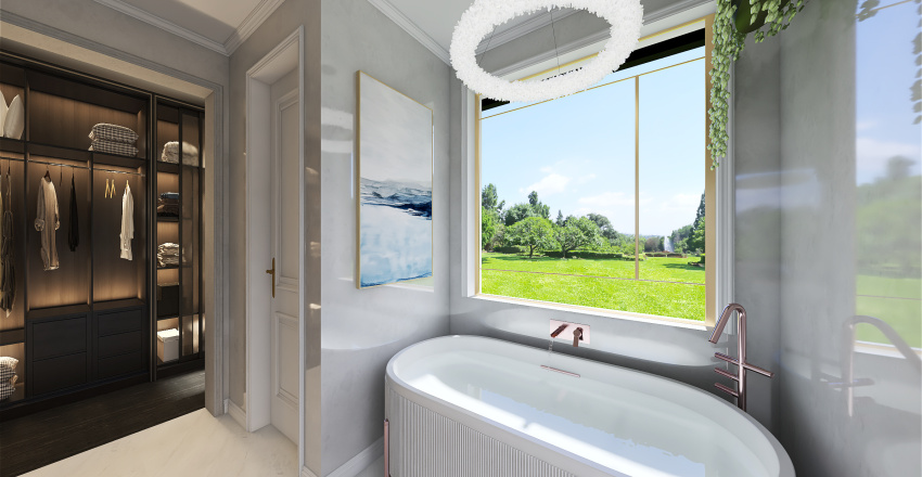 projeto 03 Interior Design Render