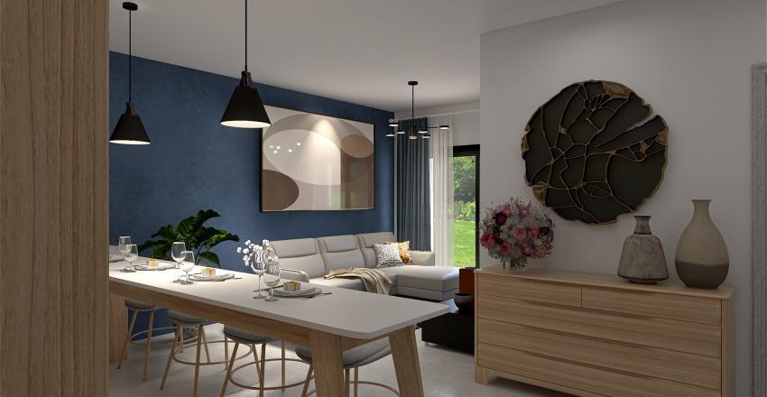 depa becrux Interior Design Render