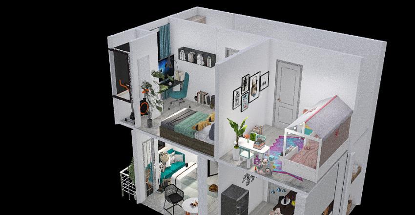 ZM1 Interior Design Render