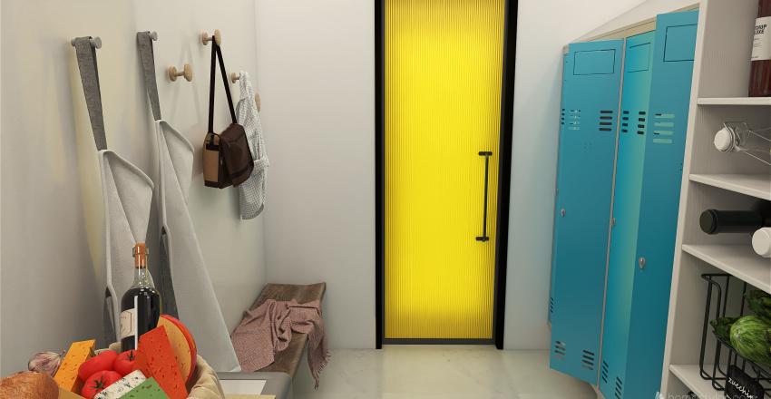 Sisterhood Interior Design Render