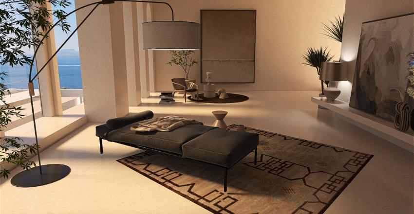 Morning Breeze Interior Design Render