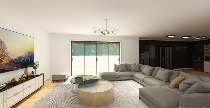 house test Interior Design Render