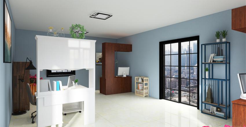 ejemplo 1 Interior Design Render
