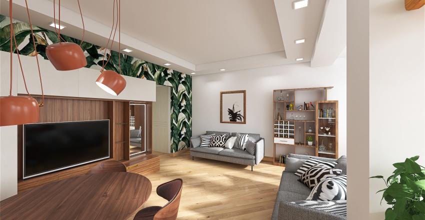 teotino Interior Design Render