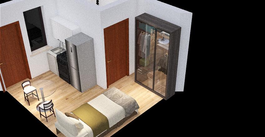 Nidia Interior Design Render