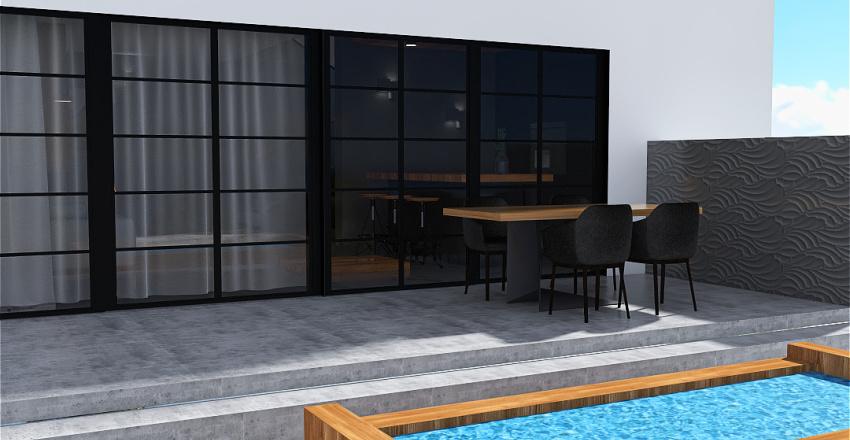 house in the philippines :) Interior Design Render