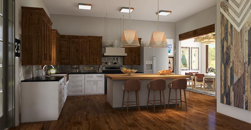 getaway Interior Design Render
