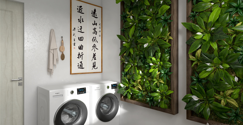 Dream Apartment Interior Design Render