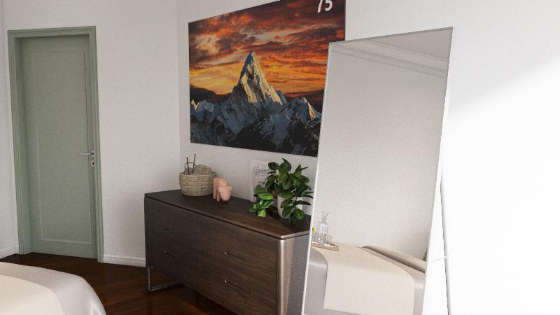 Room 3 - Honeycomb Element Interior Design Render