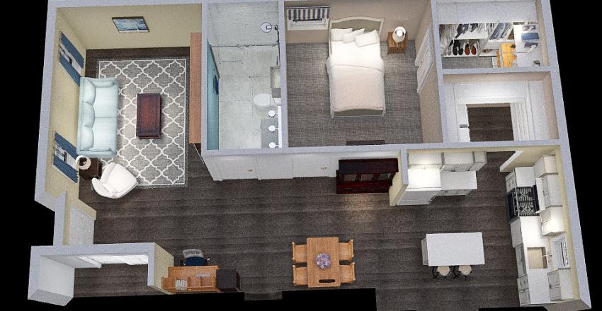 Final Addition 1 Interior Design Render