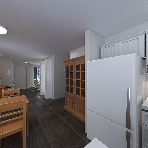 Final Addition 3 - Matt Interior Design Render