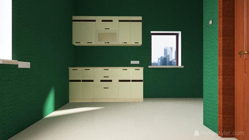 apartment1 Interior Design Render