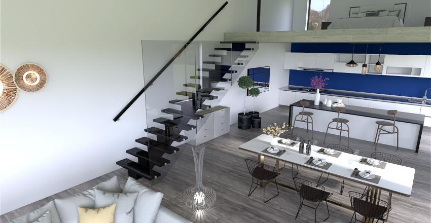 ESSAIS Interior Design Render