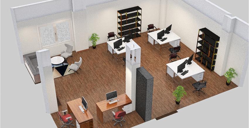 v2_физтех Interior Design Render