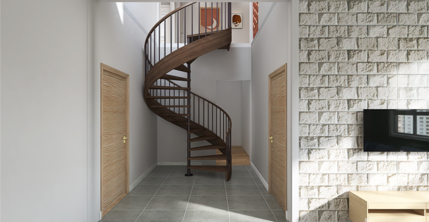 JAPANDI INTERIOR DESIGN Interior Design Render