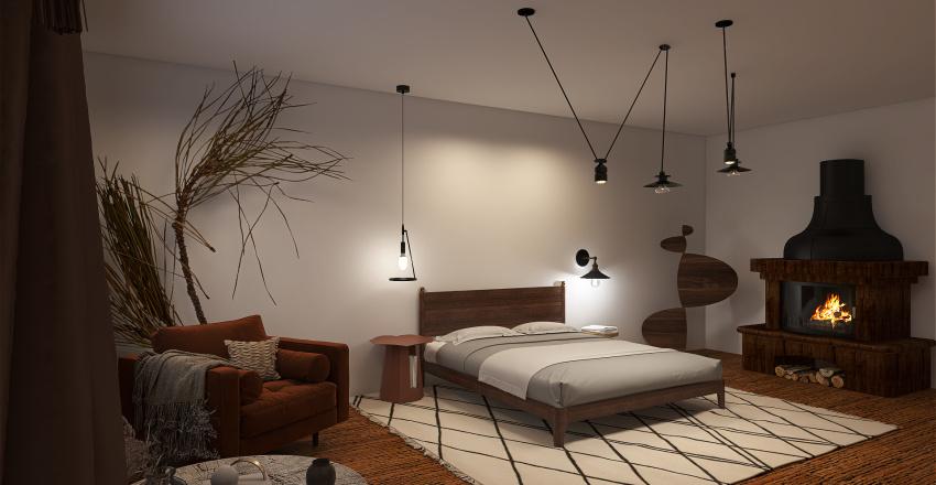 concept Interior Design Render