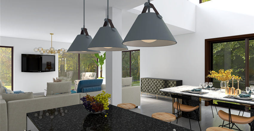 MR MME ERRIK Interior Design Render