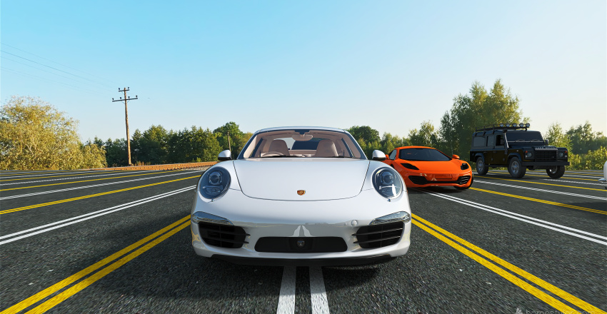 vehicles Interior Design Render