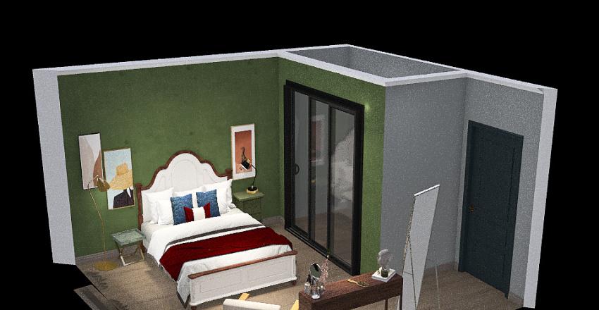 Спальня Сабина Interior Design Render