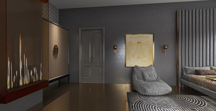 Shadow Dancer Interior Design Render