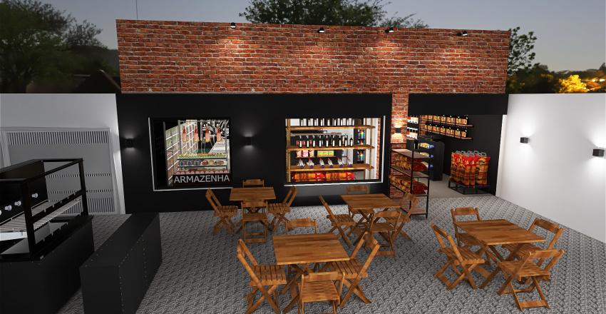 Armazem Final Romero Interior Design Render