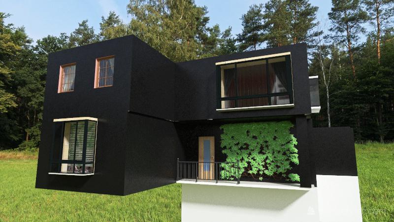 Aquí quiero habitar - Carli Marsano y Milenka Georges Interior Design Render