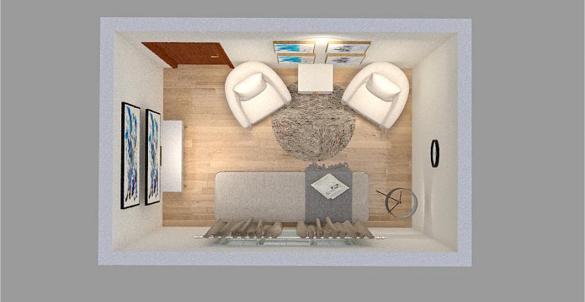 Consul Psic Juliermy C Est e Cactus Interior Design Render