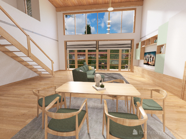 Becky with the good plan Interior Design Render
