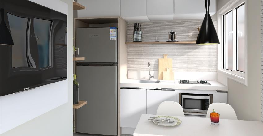 Gabriel Rosa + gacrtech@gmail.com + 30.06.21 Interior Design Render