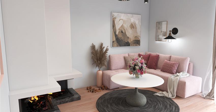 relaxing room Interior Design Render