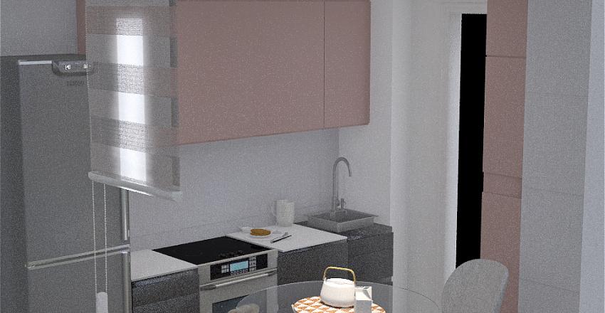 Copy of Copy of Anna's Kitchen Interior Design Render