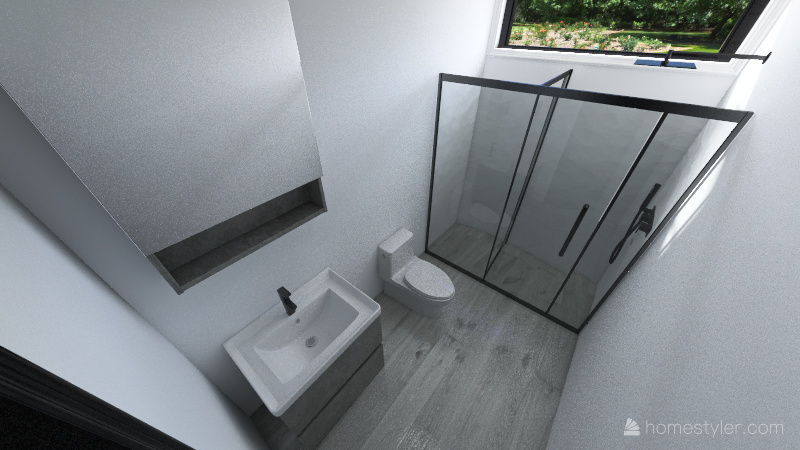 FACHADA 3 Interior Design Render
