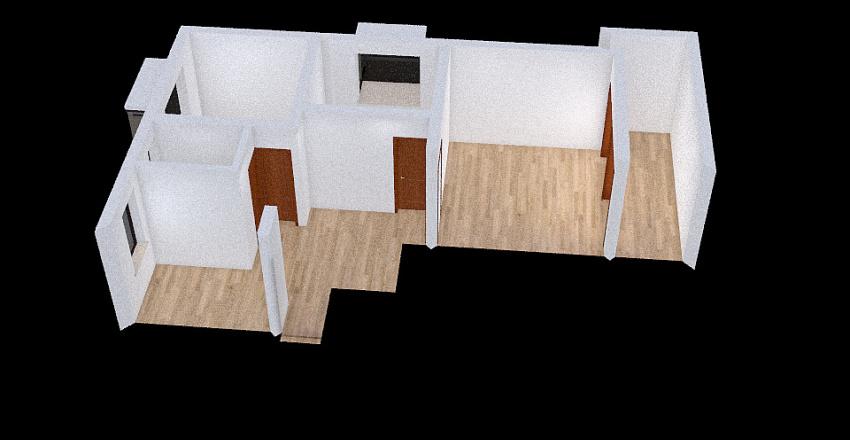 0703-2-满意版 Interior Design Render