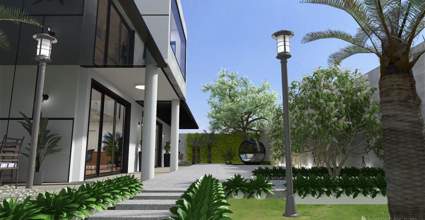 Project Tay Ninh_03072021 Interior Design Render