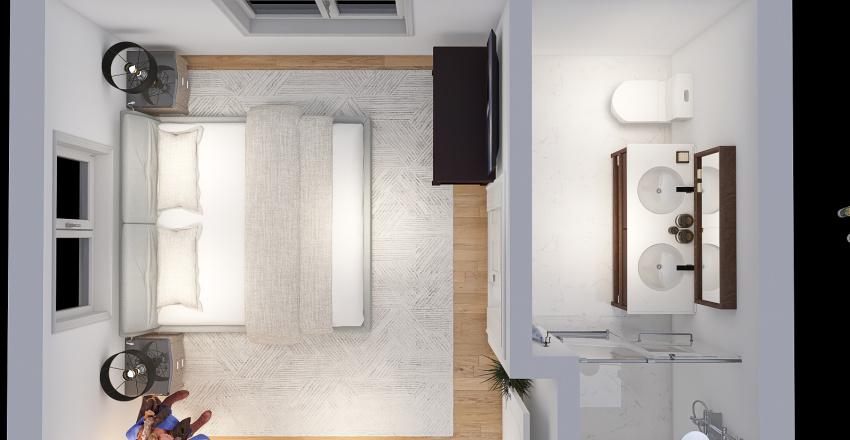 New Floorplan Interior Design Render