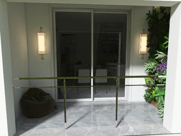 Mother House Interior Design Render