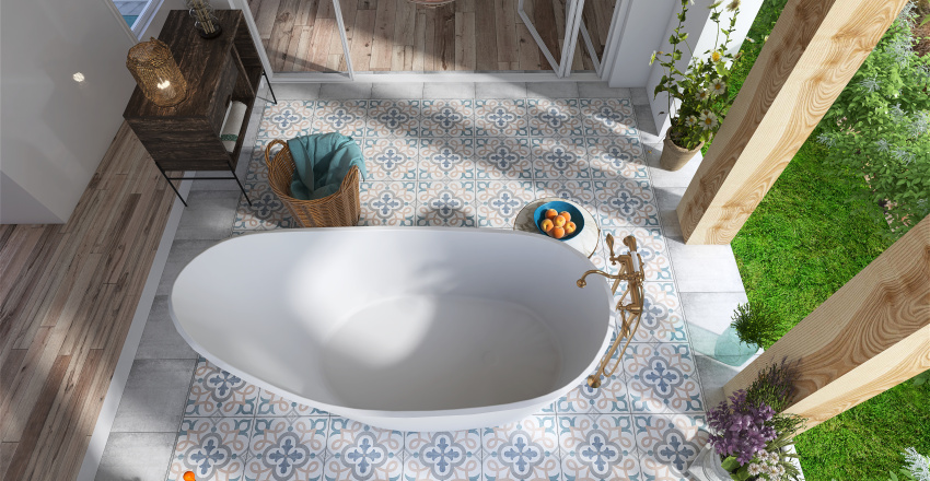 La casa de Ibiza que nunca tuve Interior Design Render