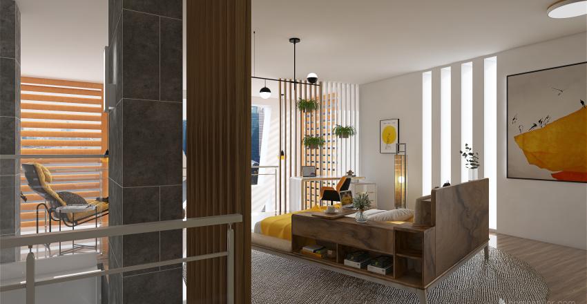 Yellow.2.Wish Interior Design Render